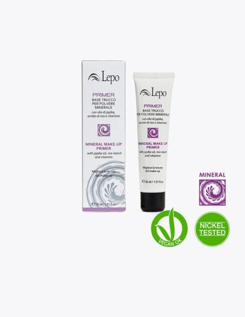 Base Maquillaje Mineral LEPO
