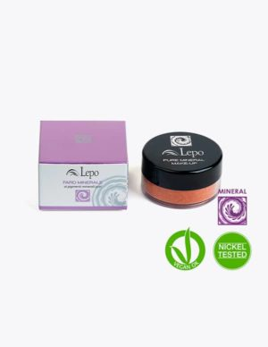 Colorete Mineral LEPO