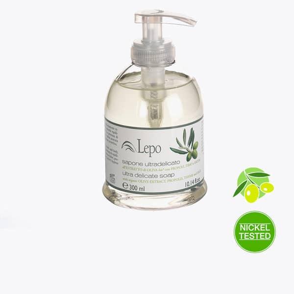 Jabón líquido LEPO