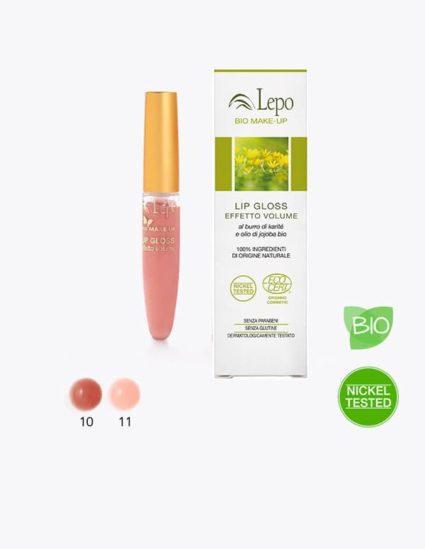 lipgloss volumen
