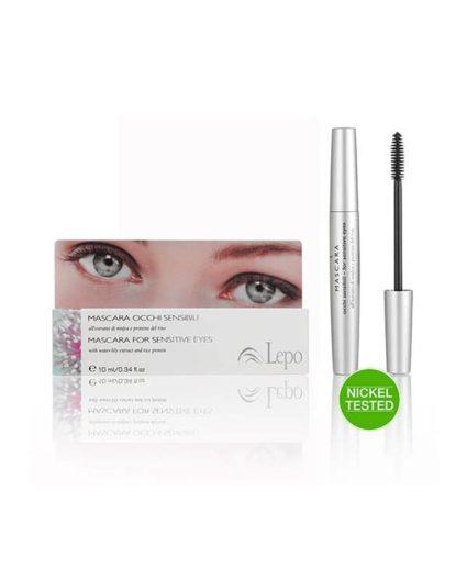 mascara ojos sensible