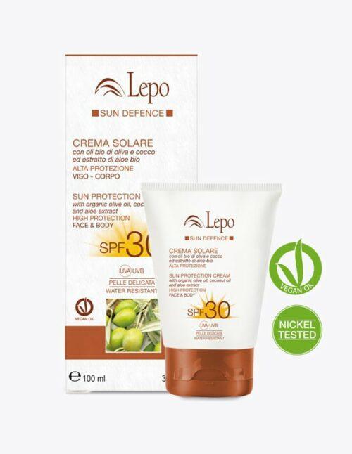crema solar proteccion30