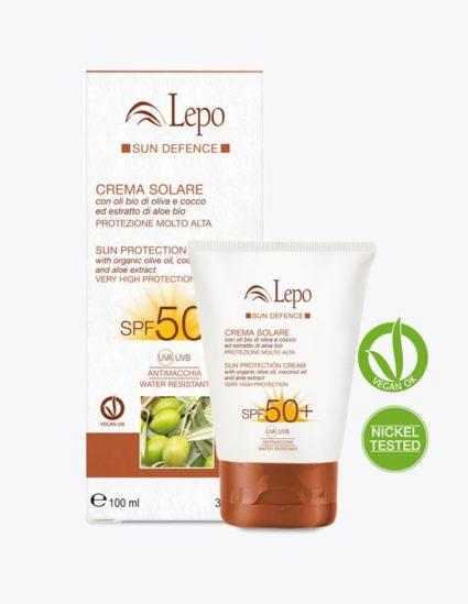 crema solar proteccion50