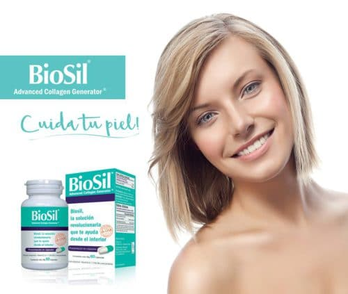 Beneficios de BioSil® en la piel.