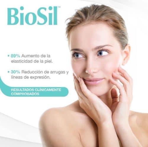 Beneficios de BioSil® en las uñas.