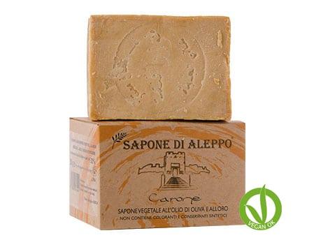 CARONE  Jabón Aleppo 200 GR 32 % Aceite de Laurel