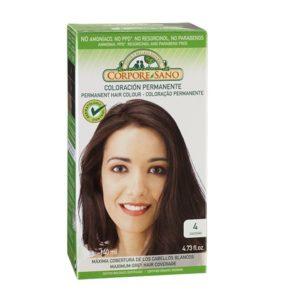 CORPORE SANO Tinte Nº 6.43 Avellana - Natecos Natural Cosmetics fd7674b3d323