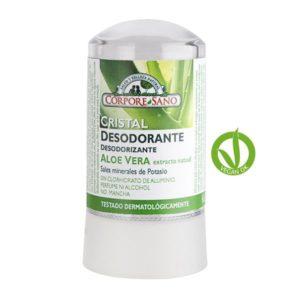 Corpore Sano Desodorante Cristal aloe vera