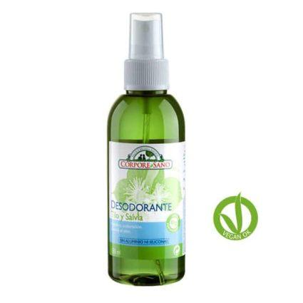 CORPORE SANO desodorante-tilo-y-salvia