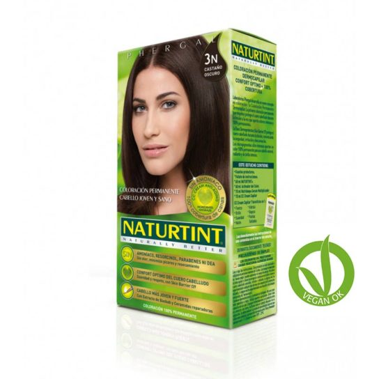 naturtint 3n castaño oscuro