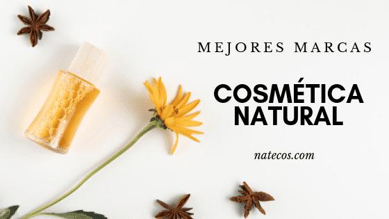 mejores marcas cosmética natural