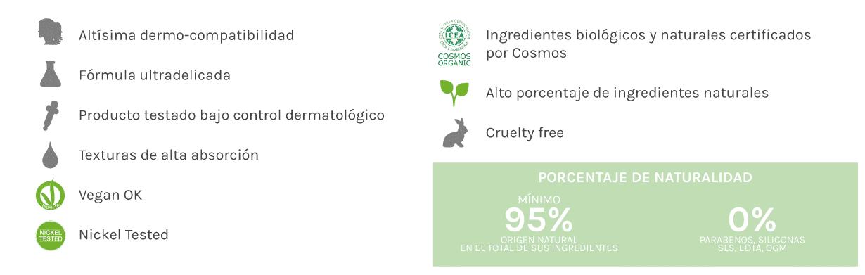 valores diferenciales cosmetica natural ecológica y bio de natecos