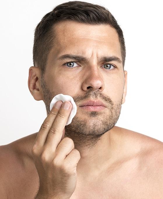 cosmetica masculina
