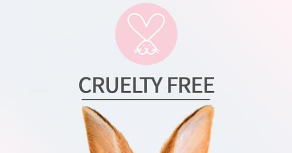icono de cosméticos cruelty free